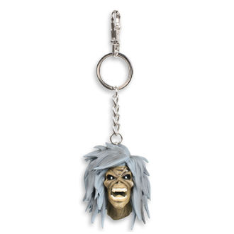 kľúčenka (prívesok) Iron Maiden - Legacy of the Beast - Holy Smokes Eddie, NNM, Iron Maiden