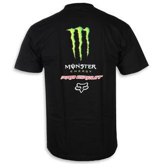 tričko pánske FOX - Monster - Black, FOX