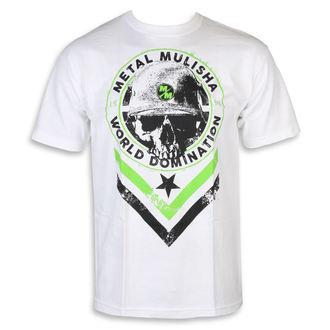 tričko pánske METAL MULISHA - SEAL WHT, METAL MULISHA