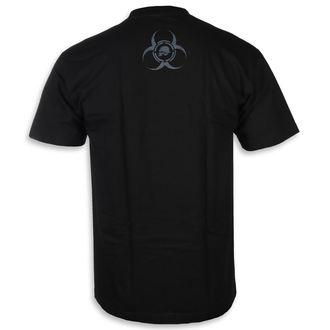 tričko pánske METAL MULISHA - HAZARD BLK, METAL MULISHA