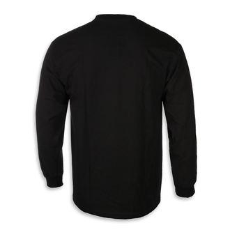 tričko pánske s dlhým rukávom METAL MULISHA - SEAL BLK, METAL MULISHA