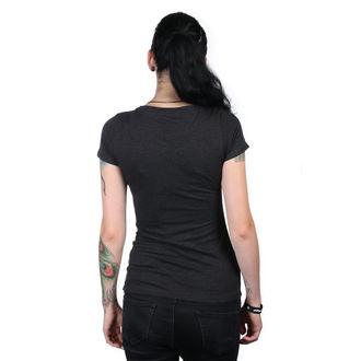 tričko dámske METAL MULISHA - IKON SCOOP BLK, METAL MULISHA