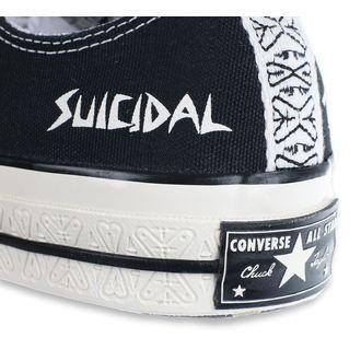 topánky CONVERSE - Suicidal Tendencies - CHUCK 70 OX