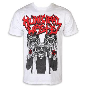 tričko pánske Municipal Waste - Priest, Municipal Waste