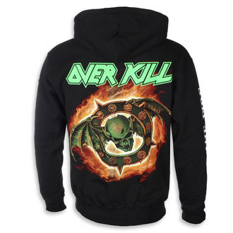 mikina pánska Overkill - Horrorscope, NNM, Overkill