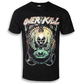 tričko pánske Overkill - Tour 2017 - Gear Bat, Overkill