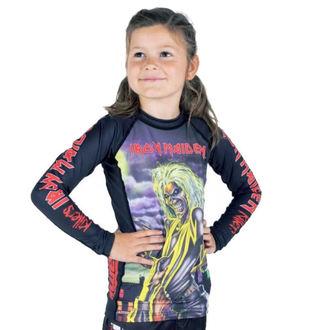 tričko detské s dlhým rukávom (technickej) TATAMI - Iron Maiden - Killers - Rash Guard, TATAMI, Iron Maiden