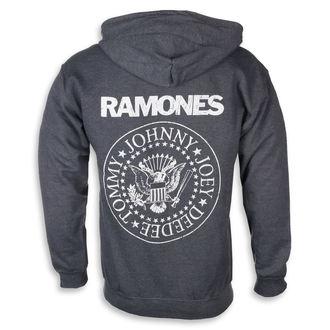 mikina pánska RAMONES - HEY HO LET'S GO - PLASTIC HEAD, PLASTIC HEAD, Ramones