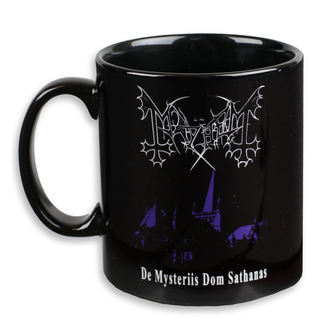 hrnček MAYHEM - DE MYSTERIIS DOM SATHANAS - PLASTIC HEAD, PLASTIC HEAD, Mayhem