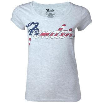 tričko dámske FENDER, FENDER