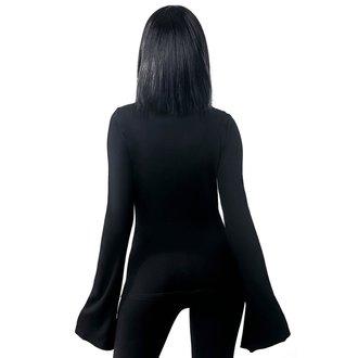 tričko dámske s dlhým rukávom KILLSTAR - Crop, KILLSTAR
