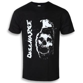 tričko pánske Discharge - Skull Grenade - RAZAMATAZ, RAZAMATAZ, Discharge