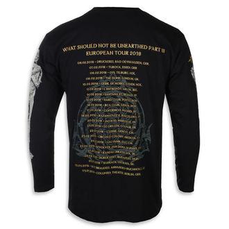 tričko pánske s dlhým rukávom Nile - What Should Not Be Unearthed - Gold - RAZAMATAZ, RAZAMATAZ, Nile
