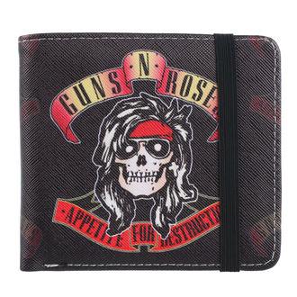peňaženka Guns N' Roses - Appetite For Destruction, NNM, Guns N' Roses