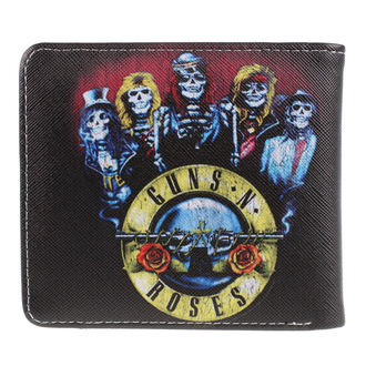 peňaženka Guns N' Roses - Skeleton, NNM, Guns N' Roses