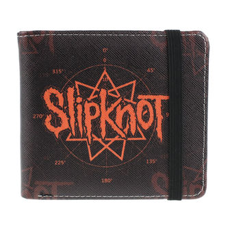 peňaženka Slipknot - Pentagram, NNM, Slipknot