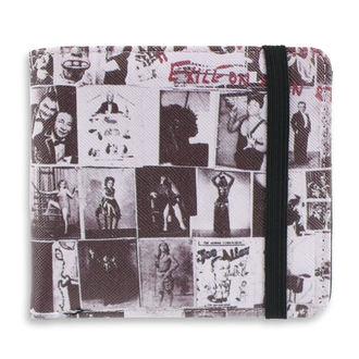 peňaženka Rolling Stones - Exile On Main Street, NNM, Rolling Stones