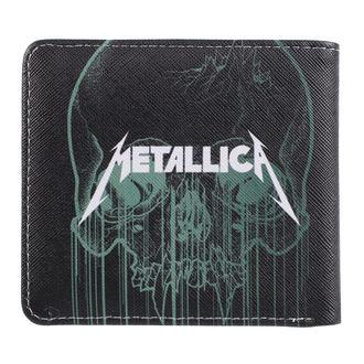peňaženka Metallica - Skull, NNM, Metallica