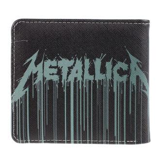 peňaženka Metallica - Drip, NNM, Metallica