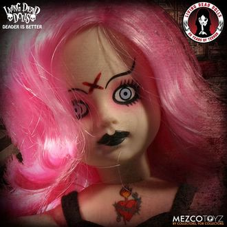 bábika Living Dead Dolls - Candy Rotten, LIVING DEAD DOLLS