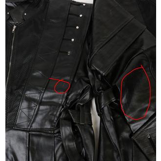 kabát pánsky (poškodený) ZOELIBAT - Black, ZOELIBAT