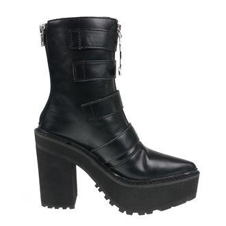 topánky dámske KILLSTAR - Sorceress - BLACK