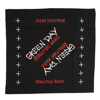 šatka Green Day - Revolution Radio - RAZAMATAZ, RAZAMATAZ, Green Day