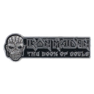 pripináčik Iron Maiden - Book Of Souls - RAZAMATAZ, RAZAMATAZ, Iron Maiden