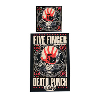 obliečky Five Finger Death Punch - Punchagram, NNM, Five Finger Death Punch