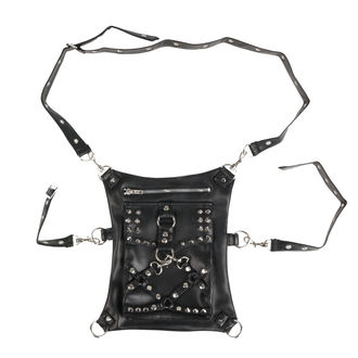 taška (ľadvinka) VIXXSIN - SPIKE - BLACK, VIXXSIN