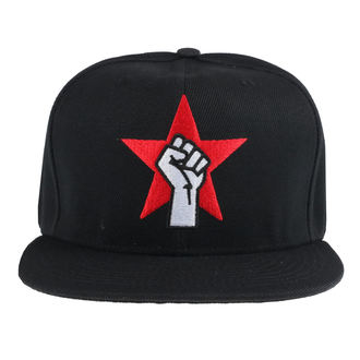 šiltovka Rage Against The Machine - Fist Logo - Black, NNM, Rage against the machine