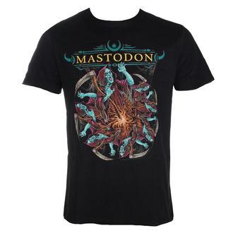tričko pánske MASTODON - GRIM - AMPLIFIED, AMPLIFIED, Mastodon