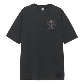tričko pánske DERRICK RIDER BLK - AMPLIFIED, AMPLIFIED