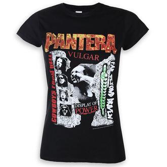 tričko dámske Pantera - 3 Albums - ROCK OFF, ROCK OFF, Pantera