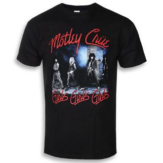 tričko pánske Mötley Crüe - Smokey Street - ROCK OFF, ROCK OFF, Mötley Crüe