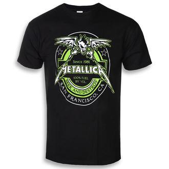 tričko pánske Metallica - Fuel - Black, NNM, Metallica