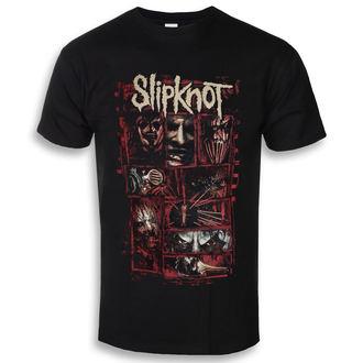 tričko pánske Slipknot - Sketch Boxes - ROCK OFF, ROCK OFF, Slipknot
