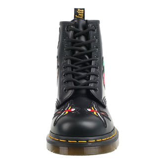 topánky DR.MARTENS - 8 dierkové - SMOOTH - BLACK, Dr. Martens