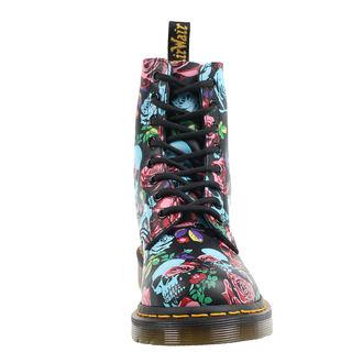 topánky DR.MARTENS - 8 dierkové - PASCAL ROSE, Dr. Martens