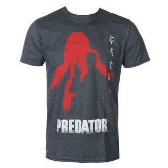 tričko pánske The Predator - Dark-Heather - HYBRIS, HYBRIS, Predator