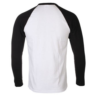 tričko pánske s 3/4 rukávom Rocky Balboa - Italian Stallion - White / Black - HYBRIS, HYBRIS, Rocky
