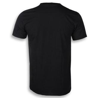 tričko pánske Rocky Balboa - American Flag - Black - HYBRIS, HYBRIS