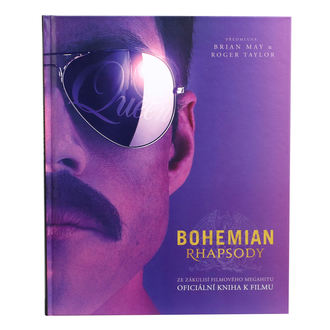 kniha Queen - Bohemian Rhapsody - Oficiálne kniha k filmu - Williams Owen, NNM, Queen