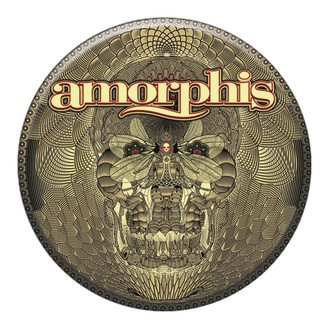 placka AMORPHIS - Queen of time - NUCLEAR BLAST, NUCLEAR BLAST, Amorphis