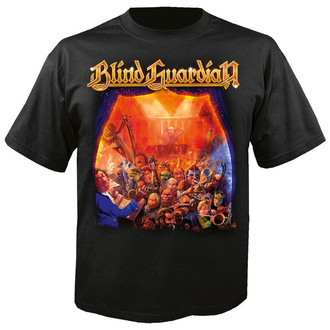 tričko pánske BLIND GUARDIAN - A night at the opera - NUCLEAR BLAST, NUCLEAR BLAST, Blind Guardian
