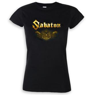 tričko dámske SABATON - Carolus rex platin - NUCLEAR BLAST, NUCLEAR BLAST, Sabaton