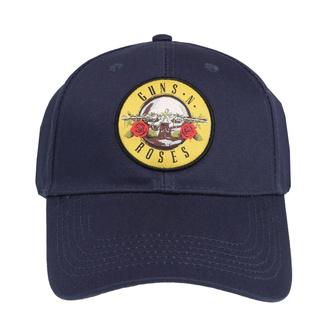 šiltovka Guns N' Roses - Circle Logo - NAVY - ROCK OFF, ROCK OFF, Guns N' Roses