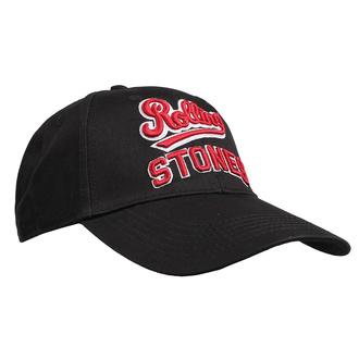 šiltovka Rolling Stones - Team Logo - ROCK OFF, ROCK OFF, Rolling Stones
