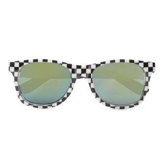 okuliare slnečné VANS - MN SPICOLI 4 - Black/White, VANS