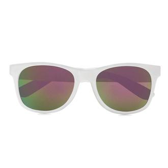 okuliare slnečné VANS - MN SPICOLI 4 - WHITE / LAPIS B, VANS